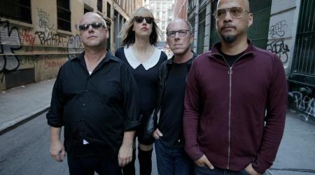 Pixies na koncercie w Polsce