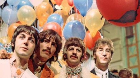 Jak to u mnie z Beatlesami było