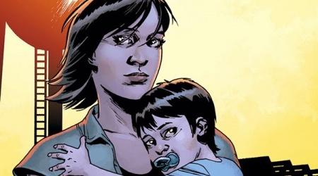 The Walking Dead – Okładki #132-133, oraz All Out War HC!