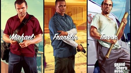 GTA V: Michael, Trevor i Franklin. Poznajcie aktorów, którzy wcielili się w ich role.