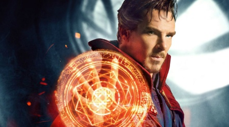 Benedict Cumberbatch jako Doctor Strange – pierwsze zdjęcia!