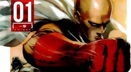 One-Punch Man #1 – Czyli jedna z ciekawszych mang ostatnich lat!