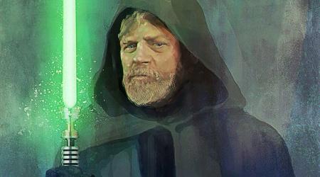 Bardzo samotny Luke – Czyli parodia Luke'a z Przebudzenia mocy