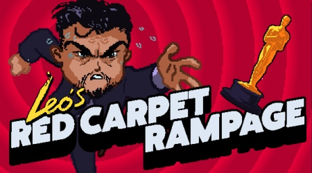 Leo's Red Carpet Rampage, czyli pomóż Leonardo DiCaprio zdobyć Oscara! (FREE)