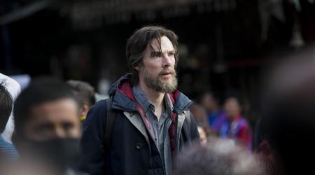 Benedict Cumberbatch Doctor Strange – na planie