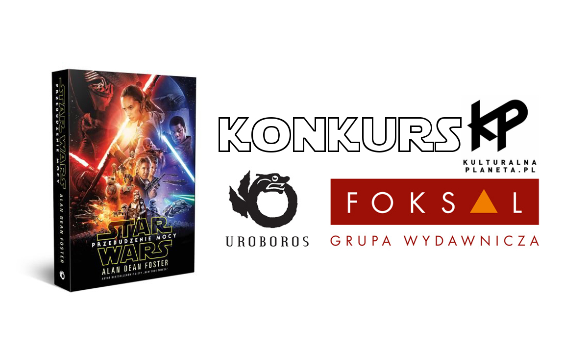 Wygraj książkę Star Wars Przebudzenie Mocy