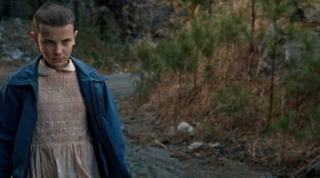 Millie Bobby Brown Jedenastka, Stranger Things sezon 2, Stranger Things recenzja