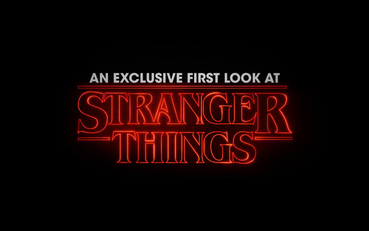 Stranger Things – Zobacz pierwsze 8 minut serialu Netflixa!