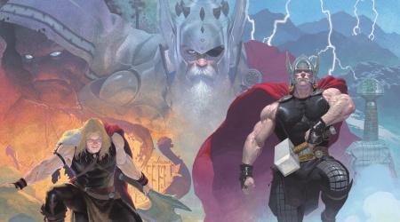 Thor Gromowładny, tom 1 i 2 – recenzja