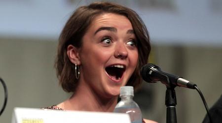 Maisie Williams zachwycona scenariuszem 7 sezonu Gry o tron