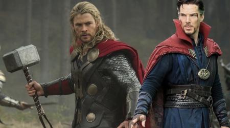 Thor z wizytą u Doktora Strange'a w Thor: Ragnarok?