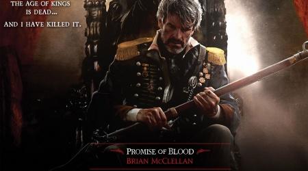 Znudziło ci się zwyczajne fantasy? Obietnica krwi cię zaskoczy!
