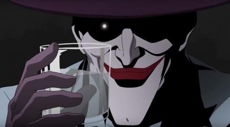 Oglądałem Batman: Zabójczy Żart od 30 minuty