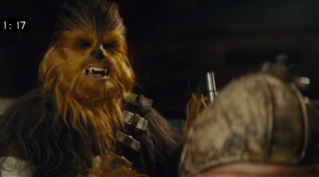 Nowa usunięta scena z Przebudzenia Mocy! Unkar Plutt vs Chewbacca!