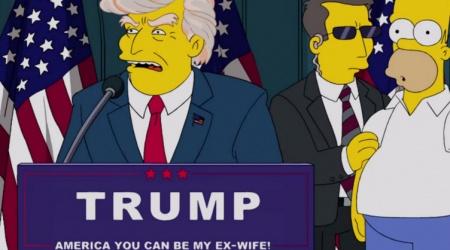Czy naprawdę Simpsonowie przewidzieli, że Trump zostanie prezydentem?