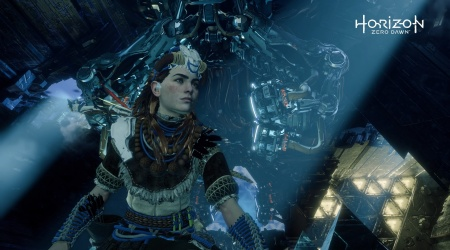 Horizon Zero Dawn: O Holender, mamy hit!