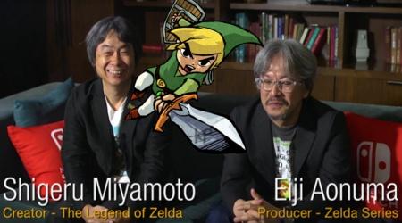 Link… jaki? Miyamoto wyjawił nazwisko bohatera!