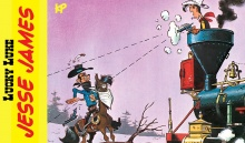 Lucky Luke: Jesse James – recenzja