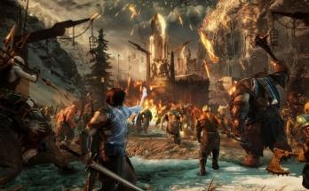 Śródziemie Cień Wojny gameplay