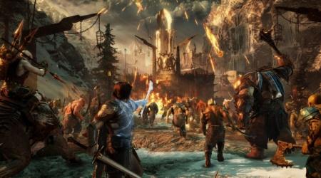Śródziemie: Cień Wojny – zobacz 16 minut gameplayu | Śródziemie Cień Wojny gameplay