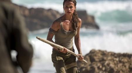 Tak wygląda Alicia Vikander jako Lara Croft w filmie Tomb Raider!