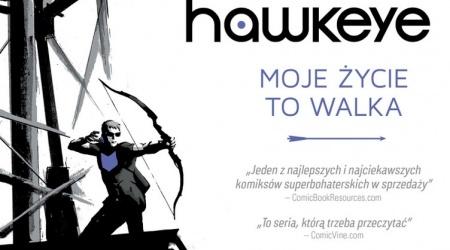 Hawkeye 1: Moje życie to walka – recenzja