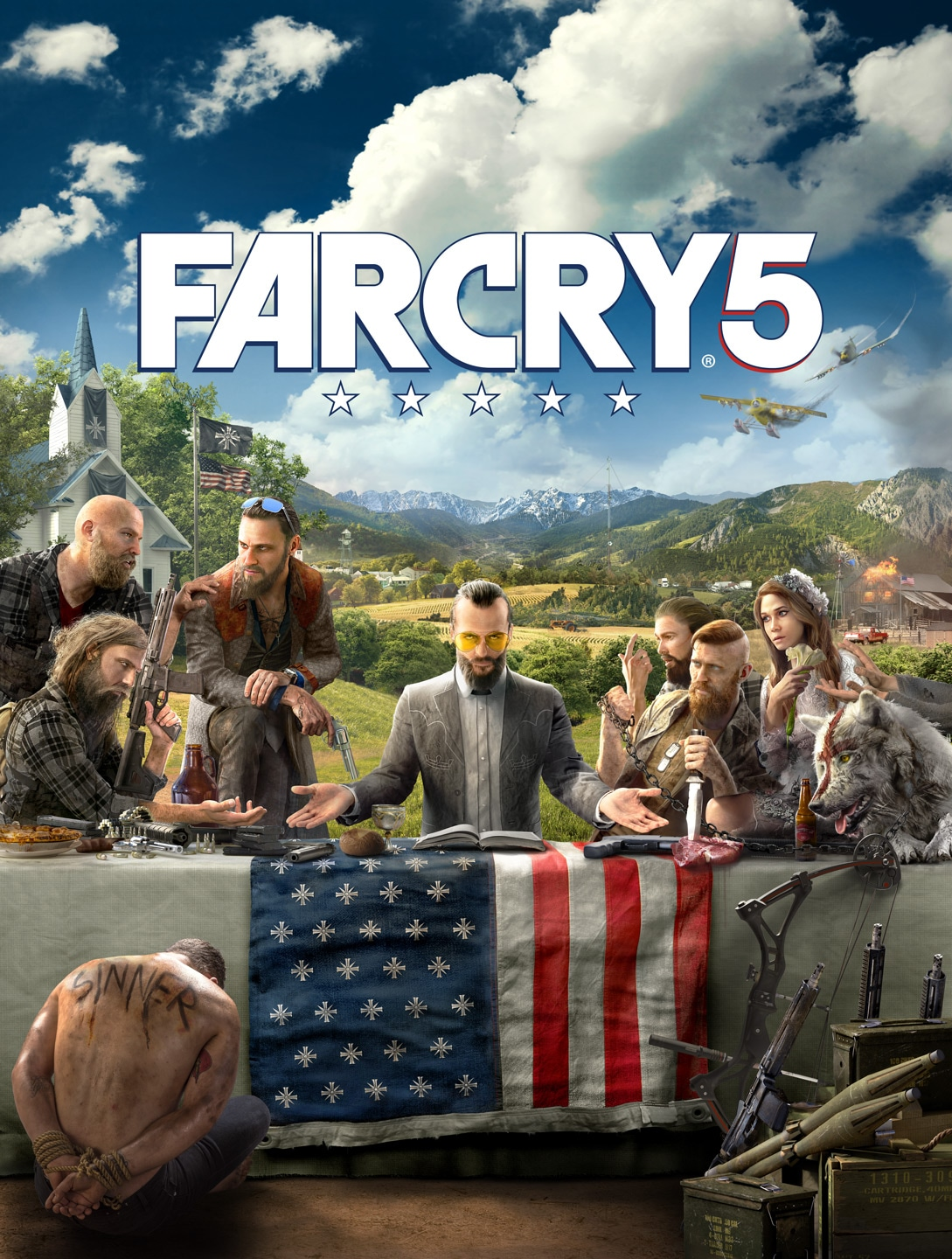 Far Cry 5 grafika