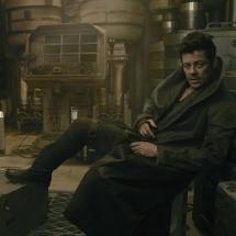 Gwiezdne Wojny Ostatni Jedi - Benico Del Toro