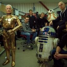 Gwiezdne Wojny Ostatni Jedi - C3PO i R2D2