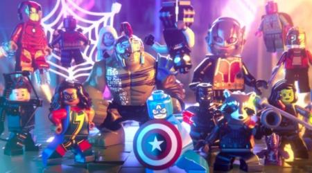 LEGO Marvel Super Heroes 2 zwiastun prezentuje wielu bohaterów!