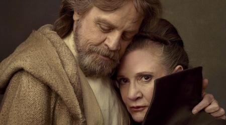 Zjawiskowe nowe zdjęcia z planu Gwiezdne Wojny: Ostatni Jedi