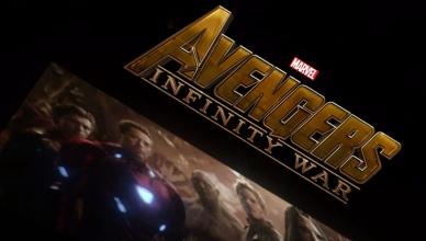 Avengers Infinity War zwiastun