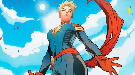 Czy Kapitan Marvel pojawi się w Avengers: Infinity War?