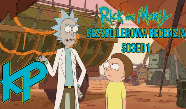 Rick and Morty s03e02 recenzja