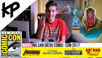 San Diego Comic-Con 2017 Marvel