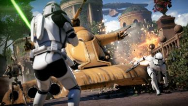 Star Wars Battlefront 2 otwarta beta