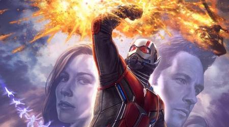 Ant-Man and the Wasp – Zobacz pierwszy plakat i poznaj obsadę!