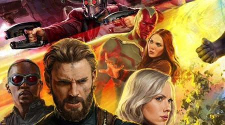 Avengers: Infinity War – promocyjny plakat oficjalnie udostępniony