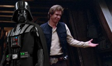 Aktor Dartha Vadera dołączył do obsady filmu o Hanie Solo!