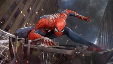 Spider-Man PS4 fabuła