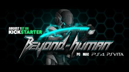 Beyond-Human trafiło na Kickstartera! Ciekawy sci-fi platformer na PC, PS4 i Vitę