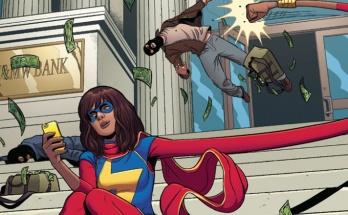 Ms Marvel Pokolenie czemu