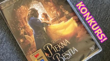 Piękna i Bestia konkurs! Wygraj magiczny film Disneya na DVD!