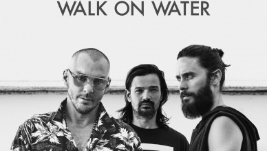 thirty seconds to mars walk on water