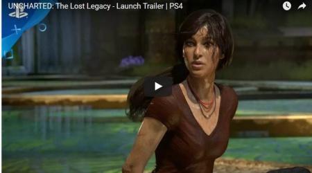 Uncharted: Zaginione Dziedzictwo – nowy zwiastun przypomina o nadchodzącej premierze