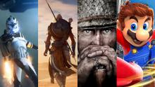 17 najważniejszych gier wideo końcówki 2017 roku