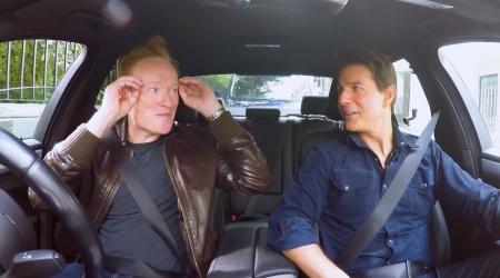 Znacie Carpool Karaoke? Zobacz, jak Tom Cruise jeździ z Conanem po Londynie!