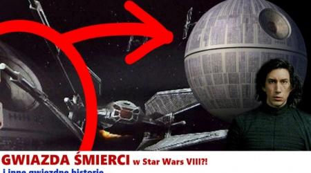 Gwiazda Śmierci w Ostatnim Jedi?! Odejście Trevorrowa, nowy Sokół Millenium i inne…