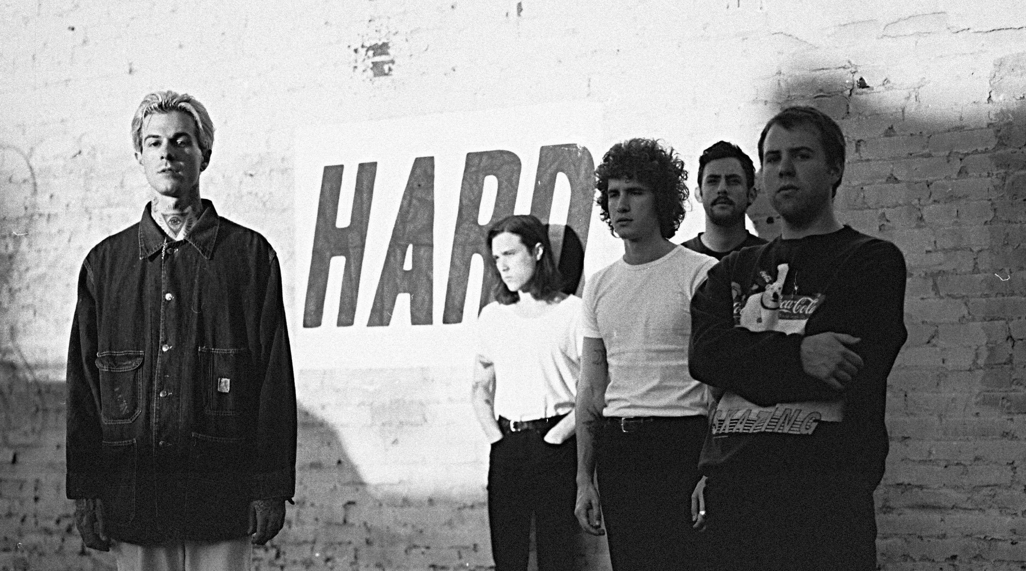 The Neighbourhood HARD – nowa ep-ka [Audio]