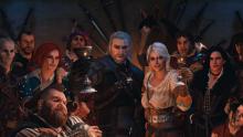 Geralt dziękuje Tobie za 10 lat polowania na potwory